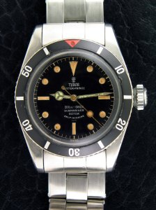 TUDOR Reference 7922. Produced mid 1950's. Note the underline. PhilippS