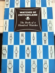 50's Watches of Switzerland Catalogue